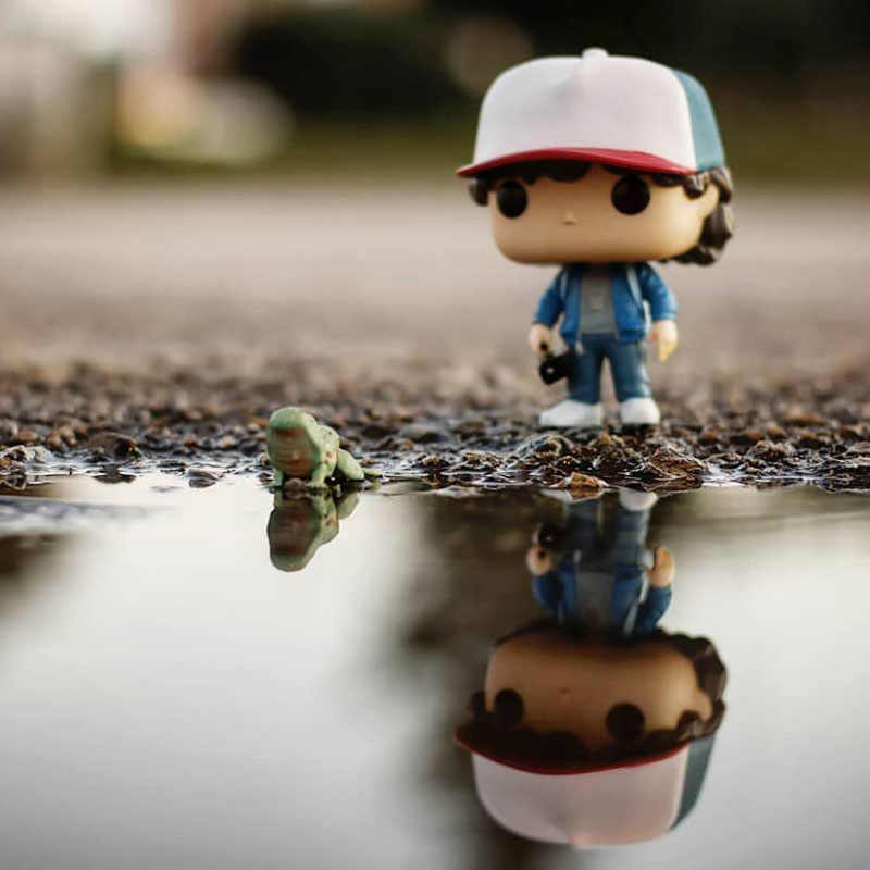 Funko Pop Asing Hal Tokoh Anime Action Figure Barang Penjualan Panas Hadiah Natal untuk Anak-anak Anime Figures, Mainan untuk Anak-anak