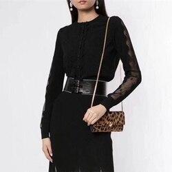 Кардиган женский свитер 2020 новый летний перспективный длинный рукав круглый воротник темперамент Тонкий короткий черный кардиган женский