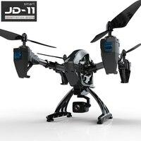JD-11 Große Quadcopter 2 Millionen Hd Sechs-achsen-gyroskop Luftaufnahmen Aircraft Aititude Halten Wifi Fpv Berufs Drohne Rc