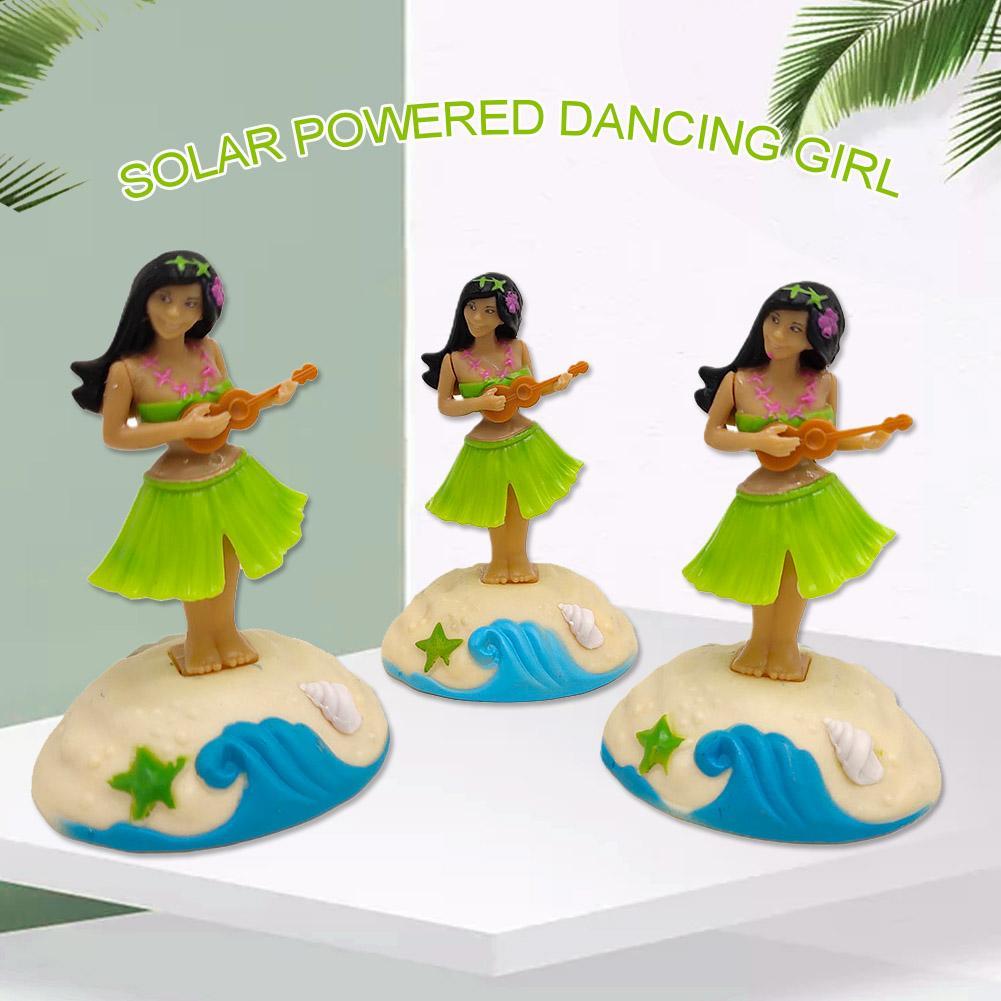 "HAWAIIAN HULA DANCER GIRL Vinyl decal Sticker 5.5/"" Inch"