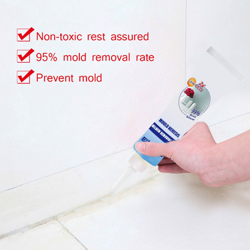 Reliable New Household Chemicals Deep Wall Mold Gel Mold Mold Remover Gel Remover Cleaner Caulk Good Reputation Over The World