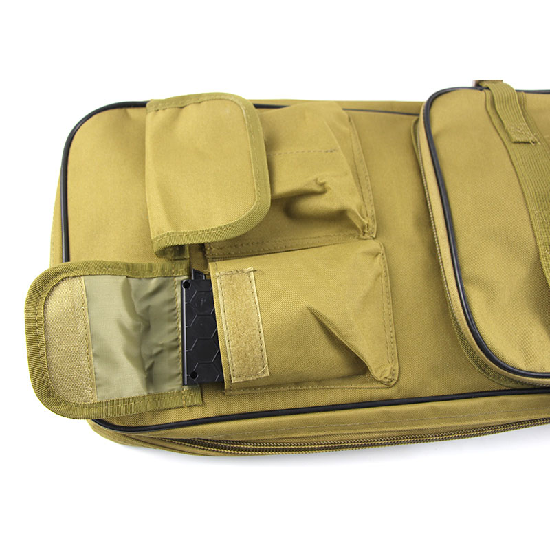 caso duplo rifle airsoft saco de proteção