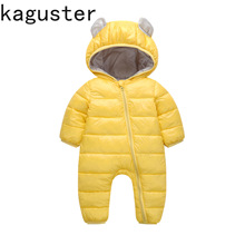 Winter spring Rompers Baby Clothes Children Boy Girls Jumpsuit Kids Cotton Overalls snowsuit Hooded Parka Clothing baby outwear warm children winter jumpsuit fashion rompers kawaii baby girl winter coat solid boys snowsuit hooded kids rompers baby overalls