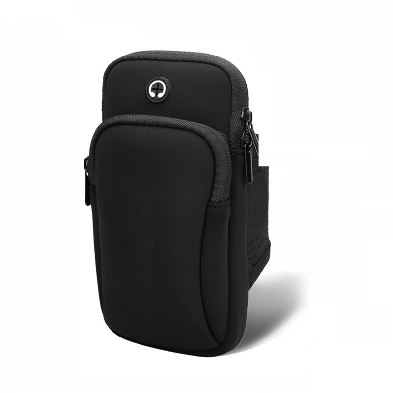 Sports Arm Bag Outdoor Phone Holder Waterproof Arm Band Case Gym Bag Running Bag Arm Band Case For Phone 6 Inch