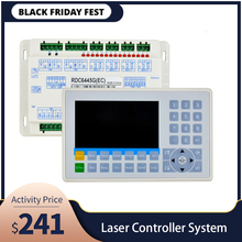 Sistema controlador láser CO2 DSP, grabador láser Ruida RDC6445G para máquina cortadora de grabado láser Co2, actualización RDC6442 RDC6442G