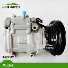 Для 10pa15l Авто a/c компрессор для автомобиля toyota landcruiser