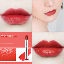 HOJO silky moisturizing Matte Nude Lipstick Waterproof Long Lasting Makeup Moisturizing Lip Gloss Make Up lipstick  Lip Balm
