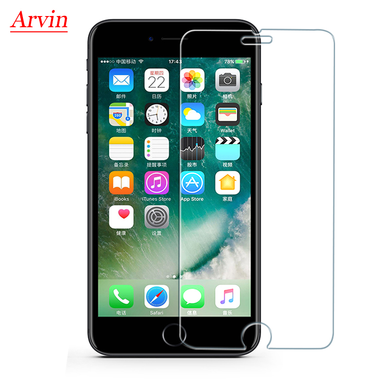 Screen-Protector iPhone5 Plus Glass 6S for 7S 9H