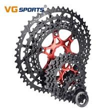 VG Sports-piñón libre para bicicleta de montaña 11-50t, 12 velocidades, ultraligero, Cassette 46t 50t, soporte de rueda libre, 1 ud.