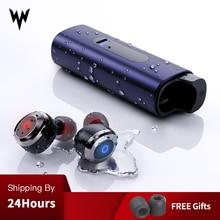 TWS WA11 Wireless Bluetooth V5.0 Earbuds Touch Control IPX6 Waterproof Earphones