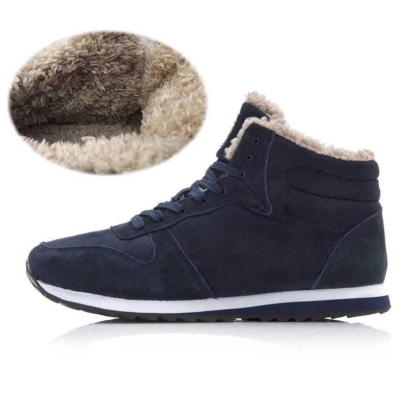 2019 Winter frauen stiefel warme pelz schnee stiefel Turnschuhe Casual Ankle Winter Stiefel Frauen Wasserdichte Spitze Up Frauen Stiefel Winter stiefel