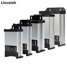Trasformatori di illuminazione AC/DC 5V 12V 24 V alimentatore Switching 5A 8A 10A 15A 20A 220V a 5 12 24 V Volt SMPS antipioggia per esterni