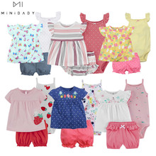 Outfit Clothing Baby-Accessories Infant Baby-Girl Summer Costumes Babies Princess New