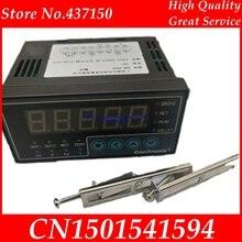 Cella di carico Indicatore strumento di pesatura pressione digitale strumento di visualizzazione S sensore di peso 2 vie di uscita