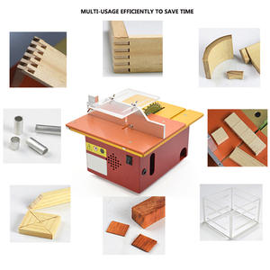 Mat Saw-Panel Scale Table-Pedal Woodworking-Machines Circular-Saw Promotion Mini DIY