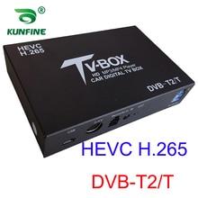 Tv-Signal-Box Australia-Philippines DVB-T2 Digital Auto Car H.265-Receiver HEVC Germany