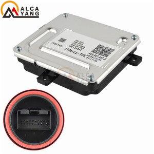 Image 3 - Yeti 5L A3 4G0907397P LED Headlight DRL Ballast LTM LL TFL Daytime running 4G0907697D Module 28519748 for A6 4G0907397R car lamp