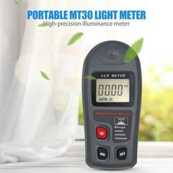 MT30 High Precision cyfrowy Luxmeter fotometr luminometr światłomierz testowanie środowiskowe