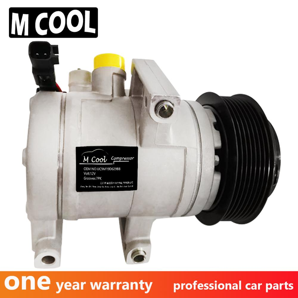 For CAR AC Compressor Ford Ranger Pickup 3 2 TDCi For Ford AC Compressor UC9M19D629BB AB3919D629BB 1715092 AB3919D629AB in Air conditioning Installation from Automobiles Motorcycles