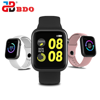 BDO Smart Watch Men for Apple Watch Men Women Heart Rate Monitor Blood Pressure Fitness Tracker Smartwatch
