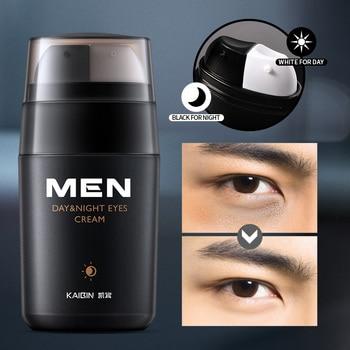 Men Eye Cream Day and Night Anti-wrinkle Firming Eye Cream Black Eye Anti Puffiness Remove Dark Circle Eye Bags Eye Skin Care недорого