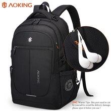 Mochila leve masculina, mochila leve e confortável, urbano, para laptop de 15 polegadas, respirável, bolsa para escola