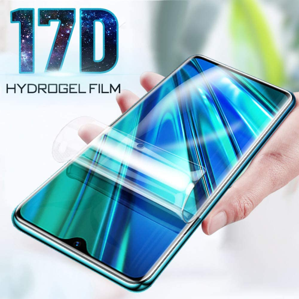 Full Cover For Hisense U30 F40 A6L F30S Screen Protector Hydrogel Film Protective For Hisense Infinity E Max H30 Lite Not Glass