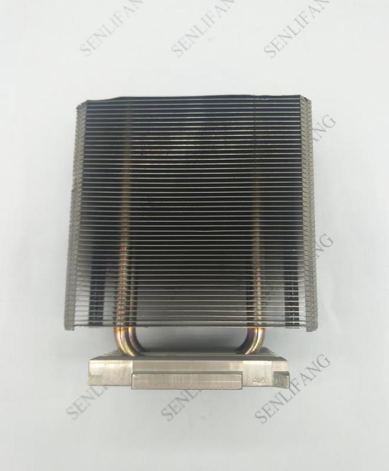 FOR CPU Cooler Cooling Processor Cooler 0KC038 KC038 PE1900/PE2900 HEATSINK 1900 2900 III CPU Passive Radiator Heatsink LGA771