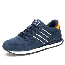 Valstone/мужские весенние кроссовки; Летние мокасины из натуральной кожи; Водонепроницаемая резиновая нескользящая обувь; Удобная прогулочная обувь; Цвет серый, синий