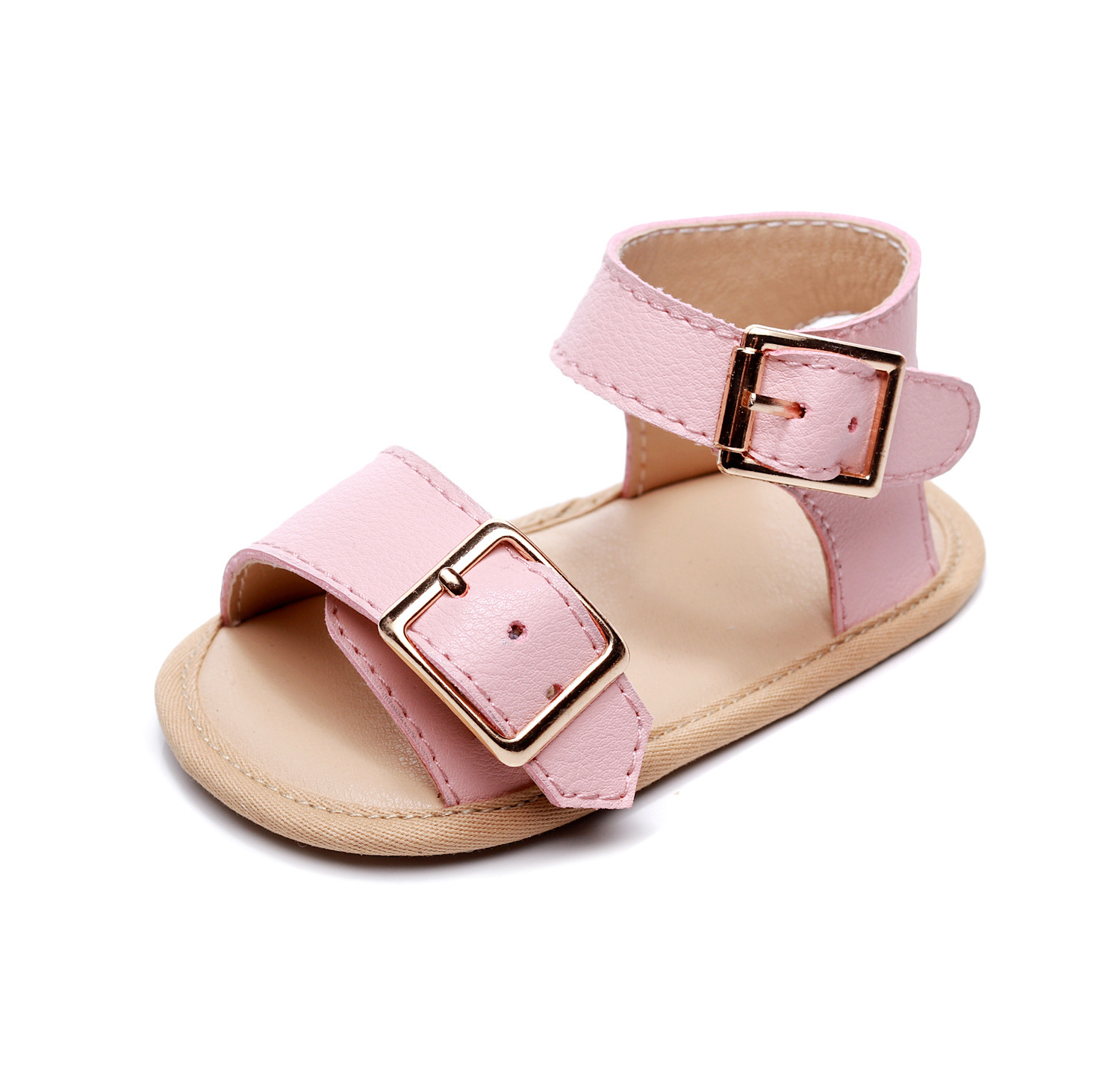 Summer New Bright Leather Baby Girls Sandals Princess Shoes Infant Toddler Girls Shoes Sandals for Baby Girls  Leather Clogs