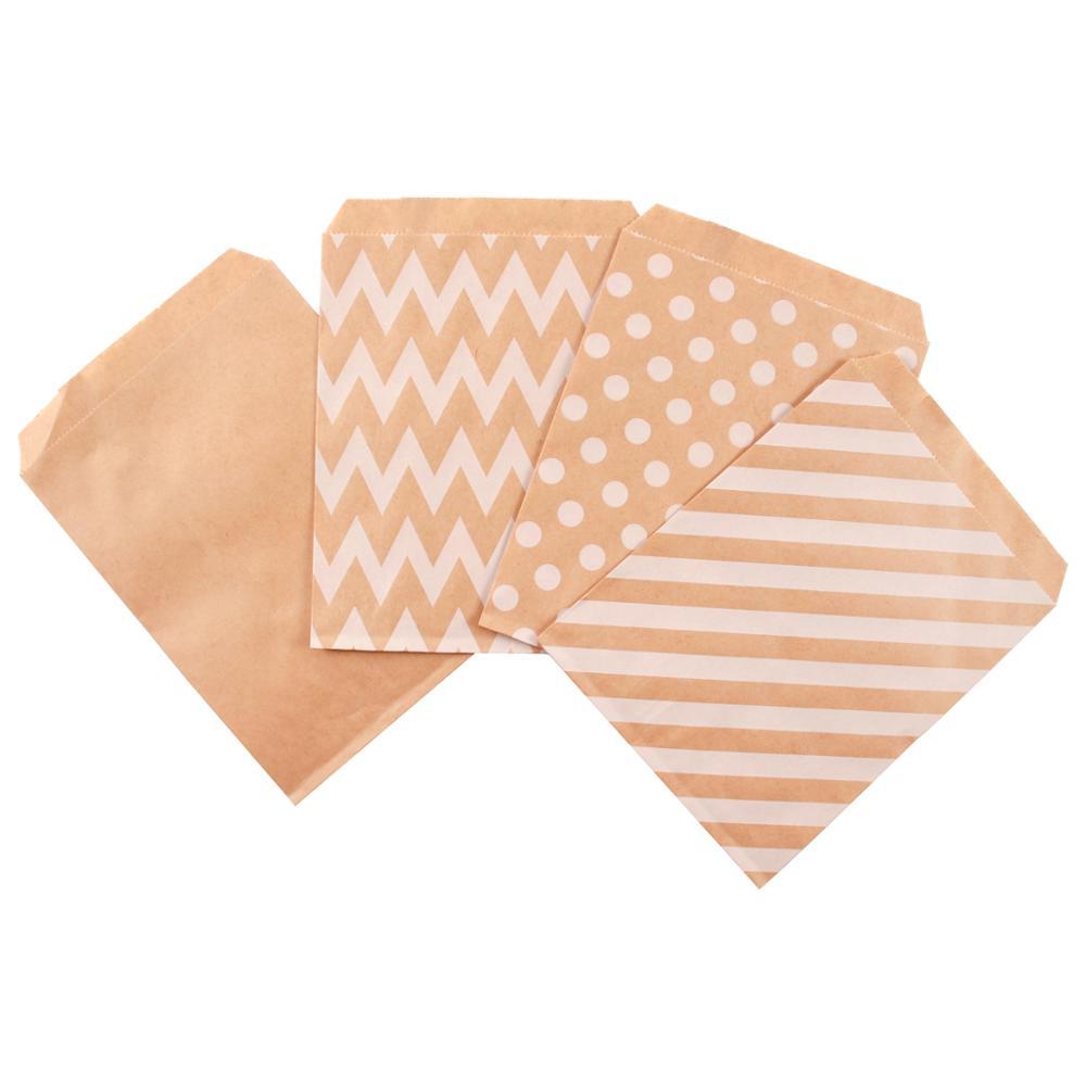 Купить с кэшбэком QIFU  Small Plastic Bags Transparent Cellophane Bag Birthday Goodies Plastic Gift Candy Cookie Bags Polka Dot Bags Stickers