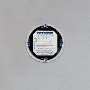 Image 2 - Tuya Smart Life Wifi Switch Relay Breaker Module Automation Smart Lighting Google Home Alexa Echo Remote Control App timer 10A