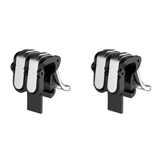 W6 1 Pair Handle Mobile Phone Trigger Button Assist Grip Sho
