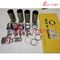 Für Yanmar VIO20 1 motor überholung kit 4TNV88 4TNV88T kolben + ring + liner + lager + dichtung-in Motor-Umbau-Kits aus Kraftfahrzeuge und Motorräder bei
