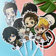 Giappone anime Hot Anime Demone Slayer: Kimetsu no Yaiba Kamado Tanjirou Fan Del Fumetto intorno Estate regali(China)