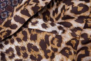 Image 4 - PYJTRL Merk Tij Mannen Luipaard Print Mode Leisure Blazer Masculino Slim Fit Pak Jassen Voor Mannen Zanger Kostuum Homme