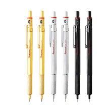 Redcircle – crayon mécanique en métal, 0.5, 0.7, 0.9, 2.0mm, plomb, automatique, pour dessin, croquis, conception, fourniture d'art