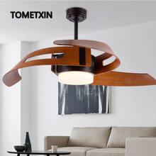 52 дюймовый потолочный вентилятор светильник с пультом дистанционного