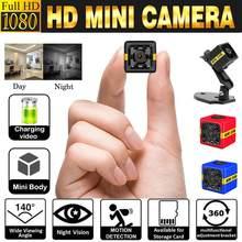 BEESCLOVER FX01 Mini kamera HD 1080P czujnik noktowizor kamera Motion DVR mikro kamera Sport DV wideo mała kamera r60