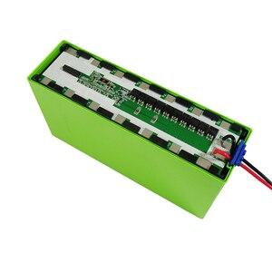Image 4 - Литий ионный аккумулятор 13S 48 В 25A BMS, литий ионный аккумулятор BMS для держателя 6*13 Вт