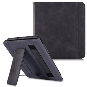 """AROITA Stand Case for All-new 7"""" Tolino Vision 5 eReaders, Premium PU Leather Handheld Portable Smart Cover with Auto Sleep/Wake(China)"""