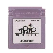 Voor Nintendo Gbc Video Game Cartridge Console Card Trip Wereld Engels Taal Versie