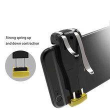 Bouton de tir pour téléphone portable L1R1, bouton de jeu, manette de tir, accessoires