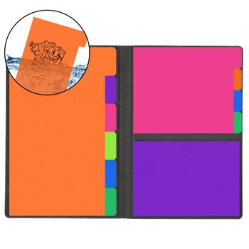 Colorful Reusable Sticky Note Memo Pad Kawaii Diary Bookmark Notebook Cute Stationery School Office Supplies DIY Planner Sticker