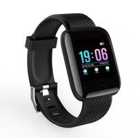 Смарт-часы D13 для мужчин и женщин для телефона Android водонепроницаемый трекер сердечного ритма кровяное давление кислородные спортивные Сма...