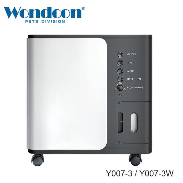 Wondcon концентратор кислорода Y007 3 / Y007 3W больничное медицинское оборудование комнатный концентратор кислорода