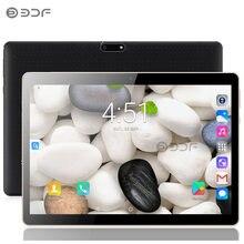 10 Cal Tablet Pc czterordzeniowy 2GB RAM Android 9.0 Google Market IPS LCD 3G połączenie telefoniczne podwójne karty SIM WiFi Bluetooth