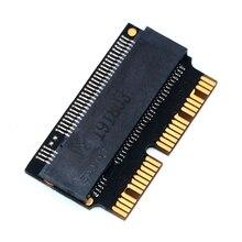 M.2 NGFF AHCI NVMe SSD конвертер адаптер 12+ 16 pin для MacBook 2013- M.2 NVME SSD конвертер адаптер