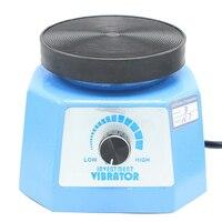 Free Shipping 1PC 220V dental laboratory fixture plaster vibrator equipment dental stone plaster vibrator tool