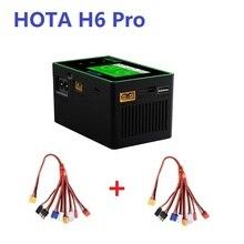 HOTA H6 Pro DUO AC 200W DC 700W 26A ładowarka baterii do 1 6S bateria Lipo części